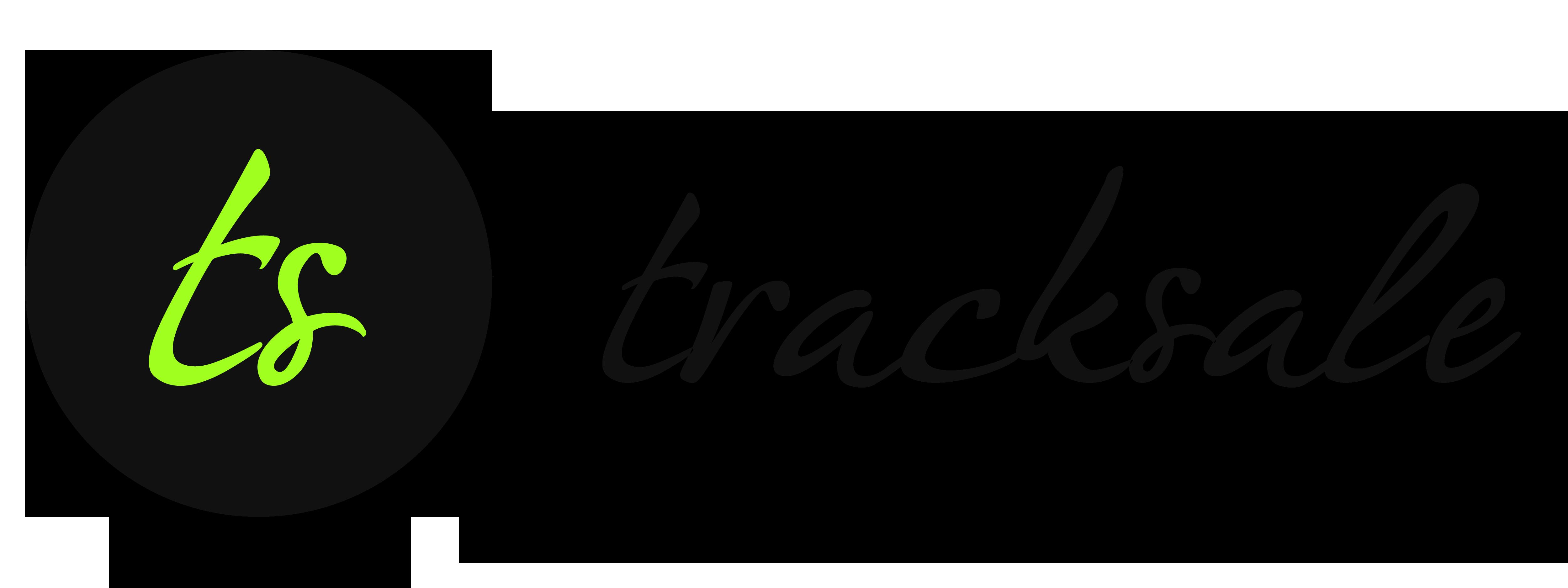 Logo Tracksale Grande com Bola.fw